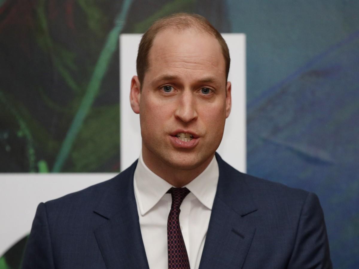 Príncipe William superó la ansiedad ante los discursos gracias a sus problemas de visión