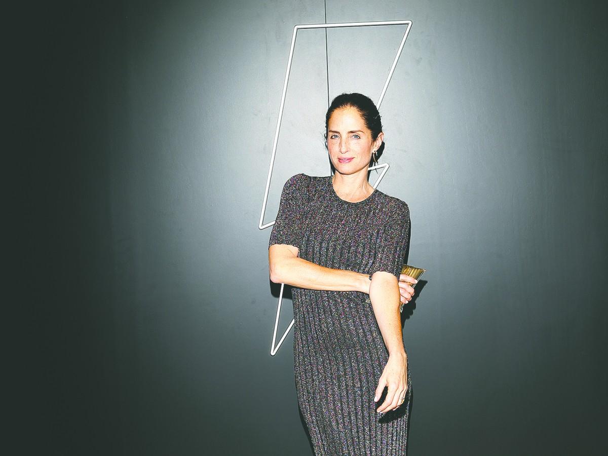 Carolina A. Herrera muestra el equilibrio entre atreverse y conservar la esencia