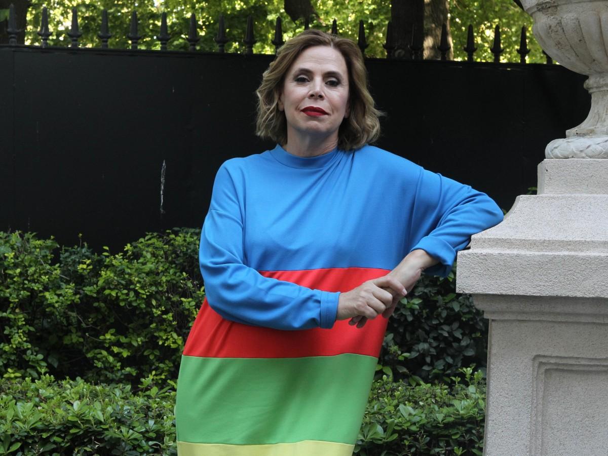 """Agatha Ruiz de la Prada: """"La moda es democrática y el reto es la sostenibilidad"""""""