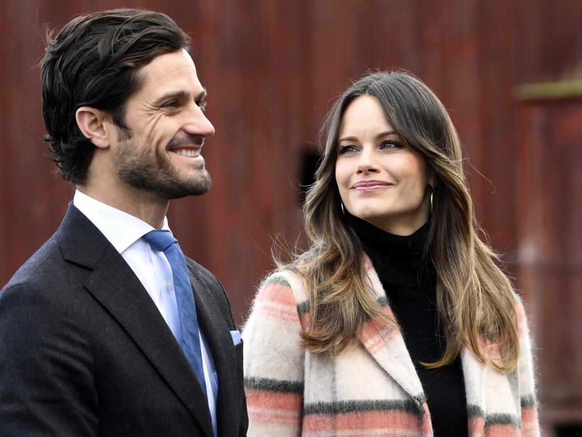 El príncipe Carl Phillip de Suecia y su esposa esperan un tercer hijo