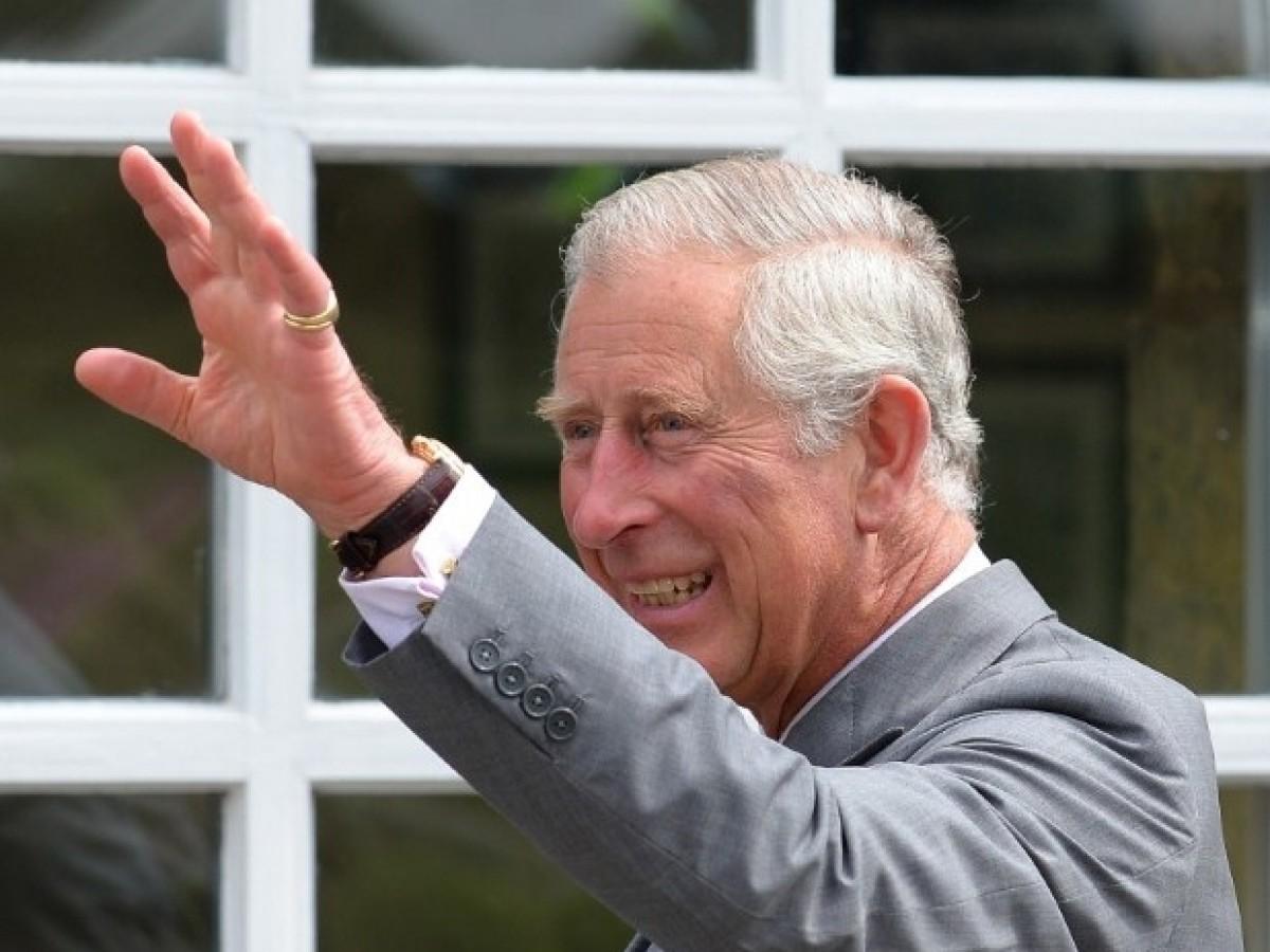 El príncipe Charles dio positivo a coronavirus