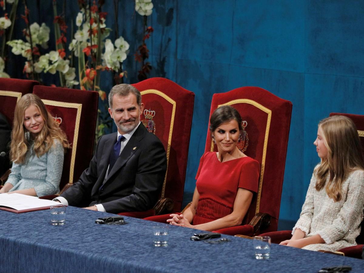 Los reyes de España conmemoran los seis años en el trono asistiendo a un evento cultural