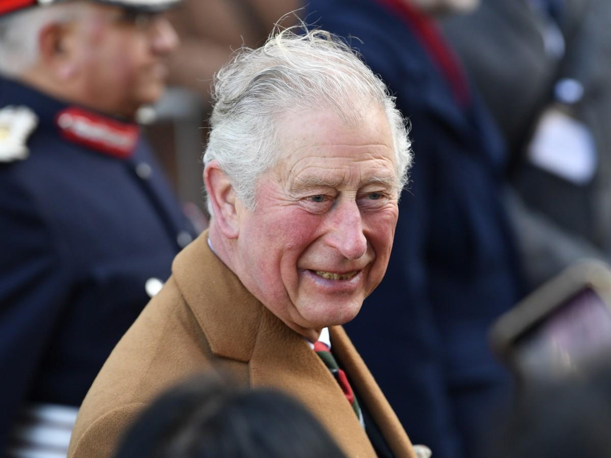 Príncipe Charles habla de su experiencia con el COVID-19