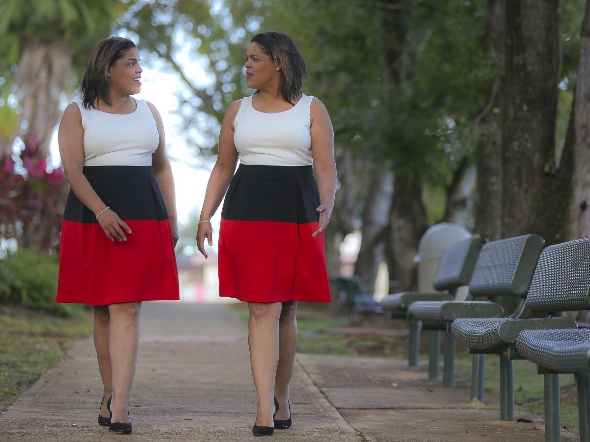 Más que hermanas, amigas: María Angélica y Angélica María