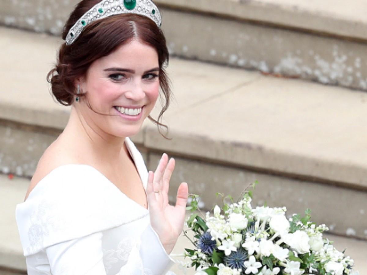 Anuncian el embarazo de la princesa Eugenie