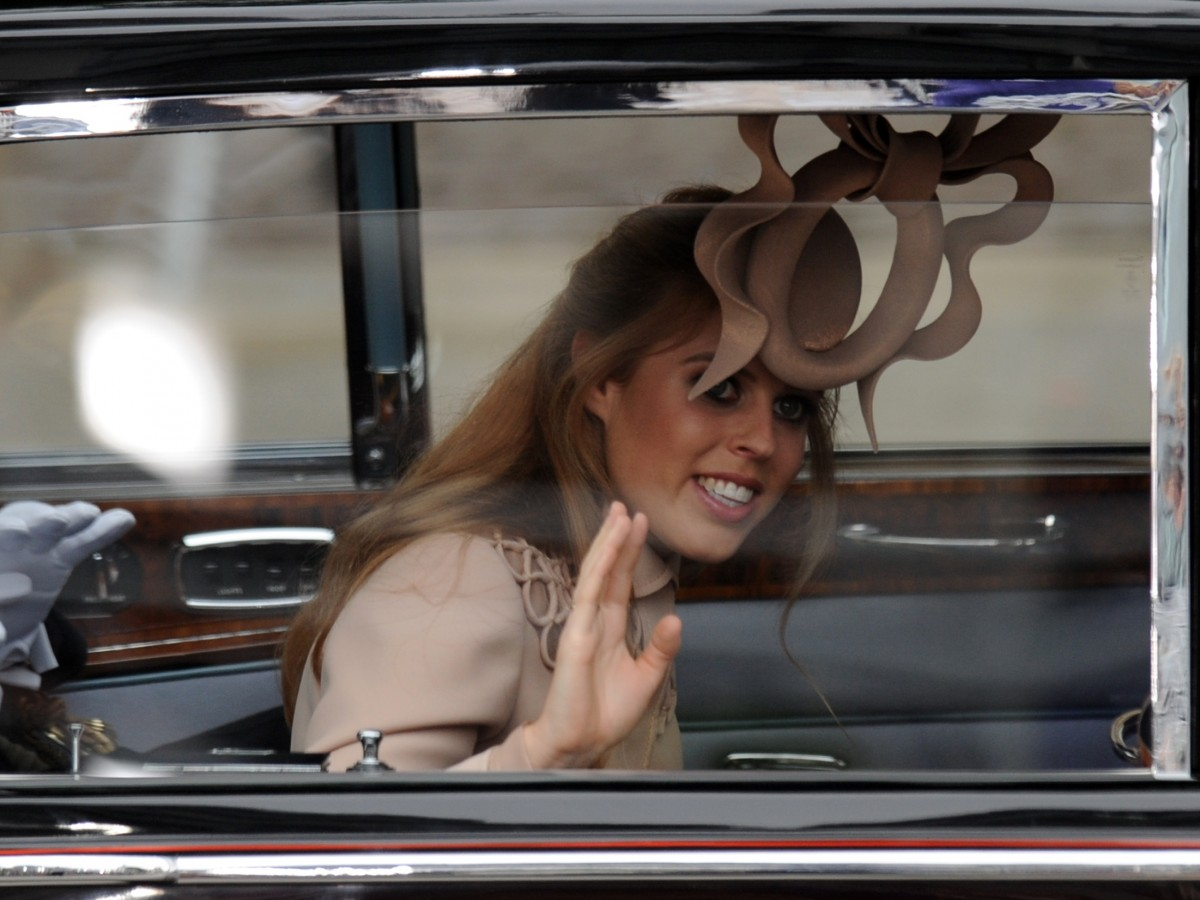 Beatrice de York quiere que el príncipe Andrew la lleve al altar