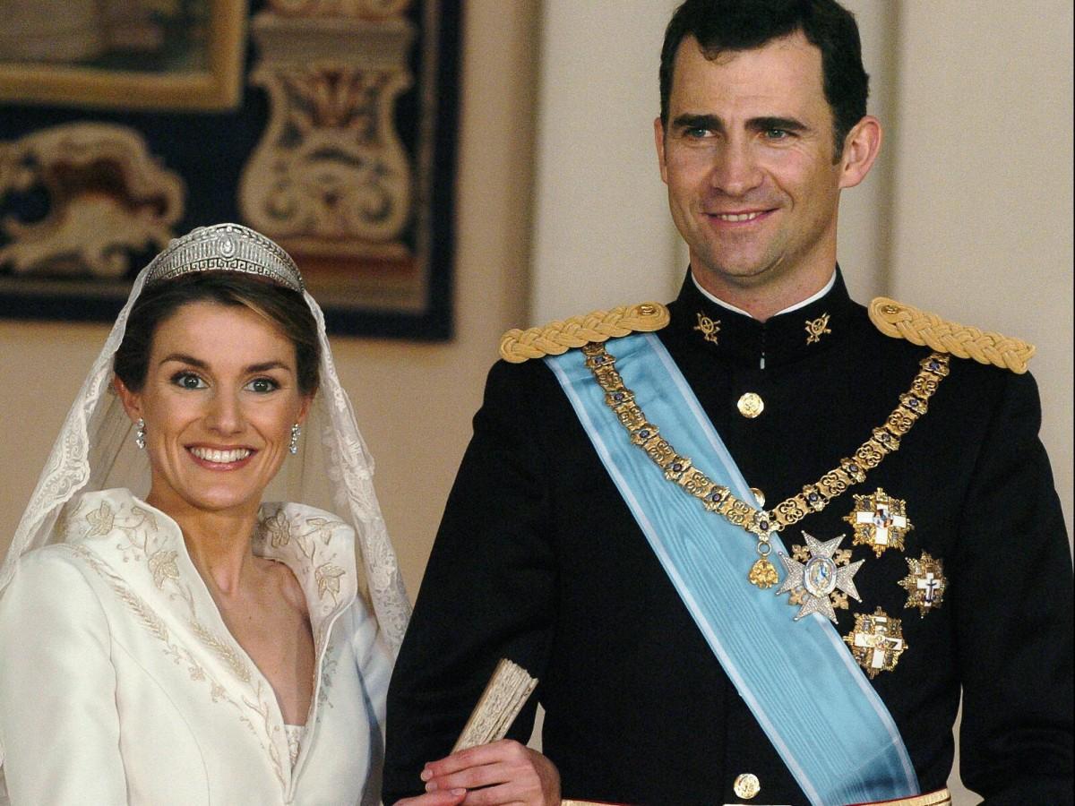 Recuerdos de la Boda de Letizia y Felipe