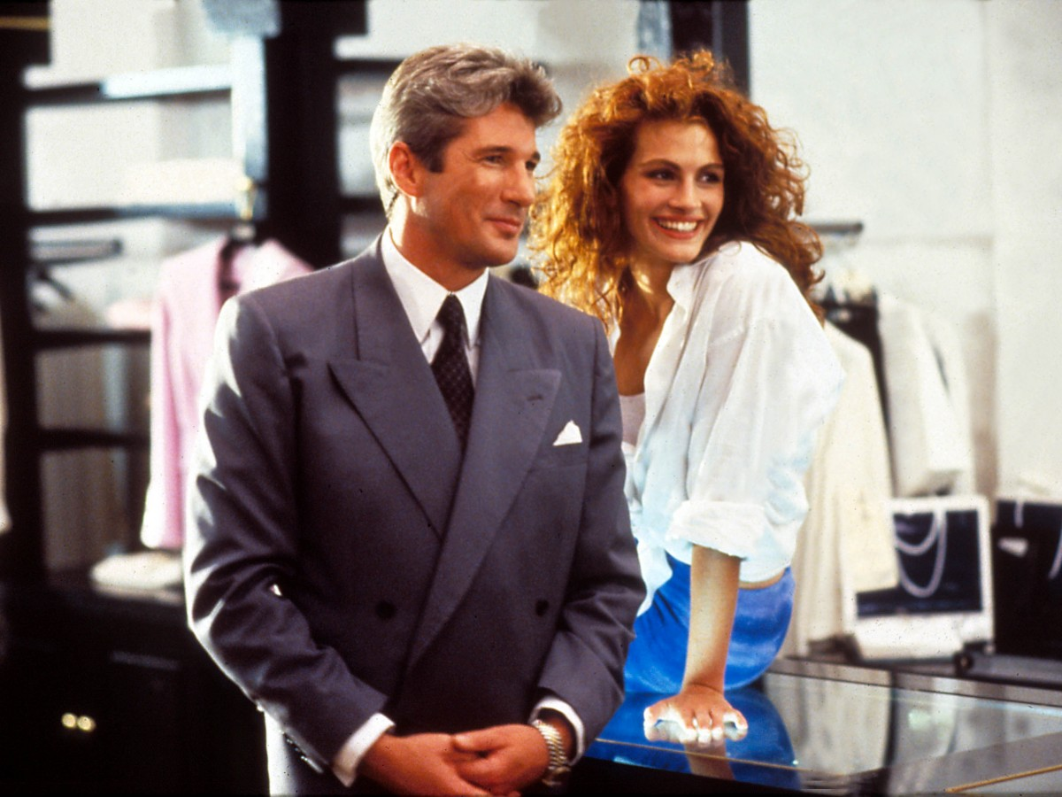 """Pretty Woman"" sigue inspirando tendencias"