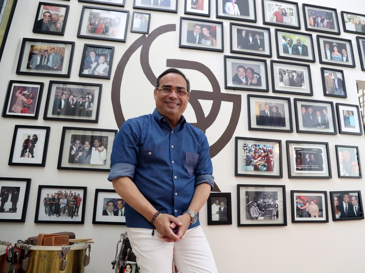 La otra cara de Gilberto Santa Rosa