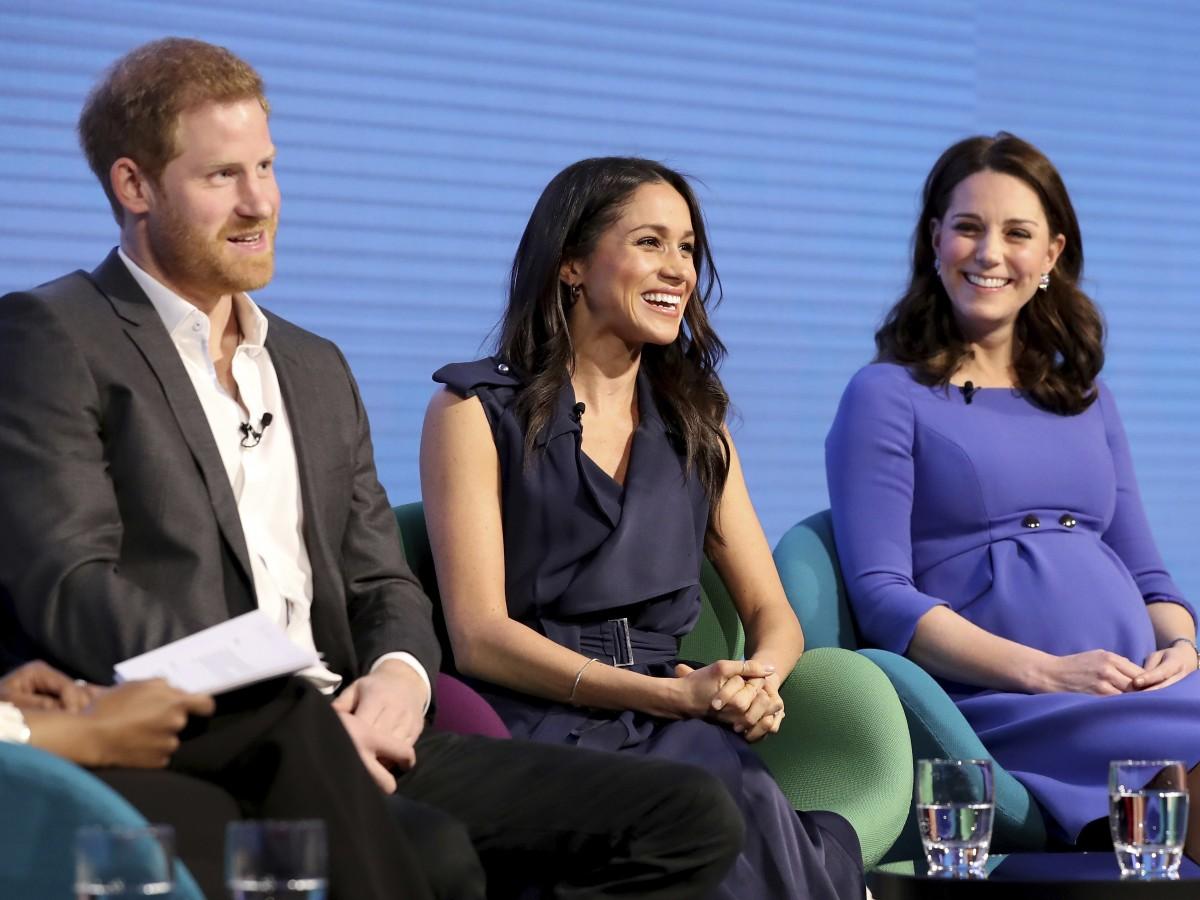 Revelación: la pataleta de Meghan Markle que abrió una grieta en la familia real