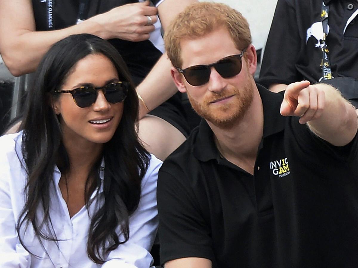 Harry utilizaba una cuenta secreta de Instagram para conversar con Meghan