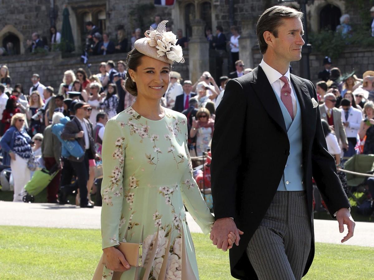 Pippa Middleton espera a su segundo bebé