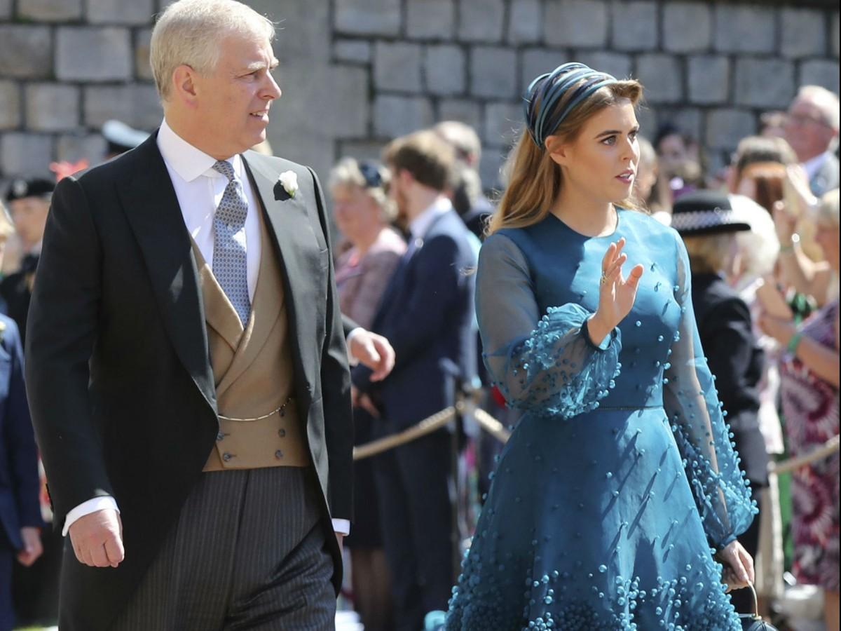Beatrice de York cancela su fiesta de compromiso