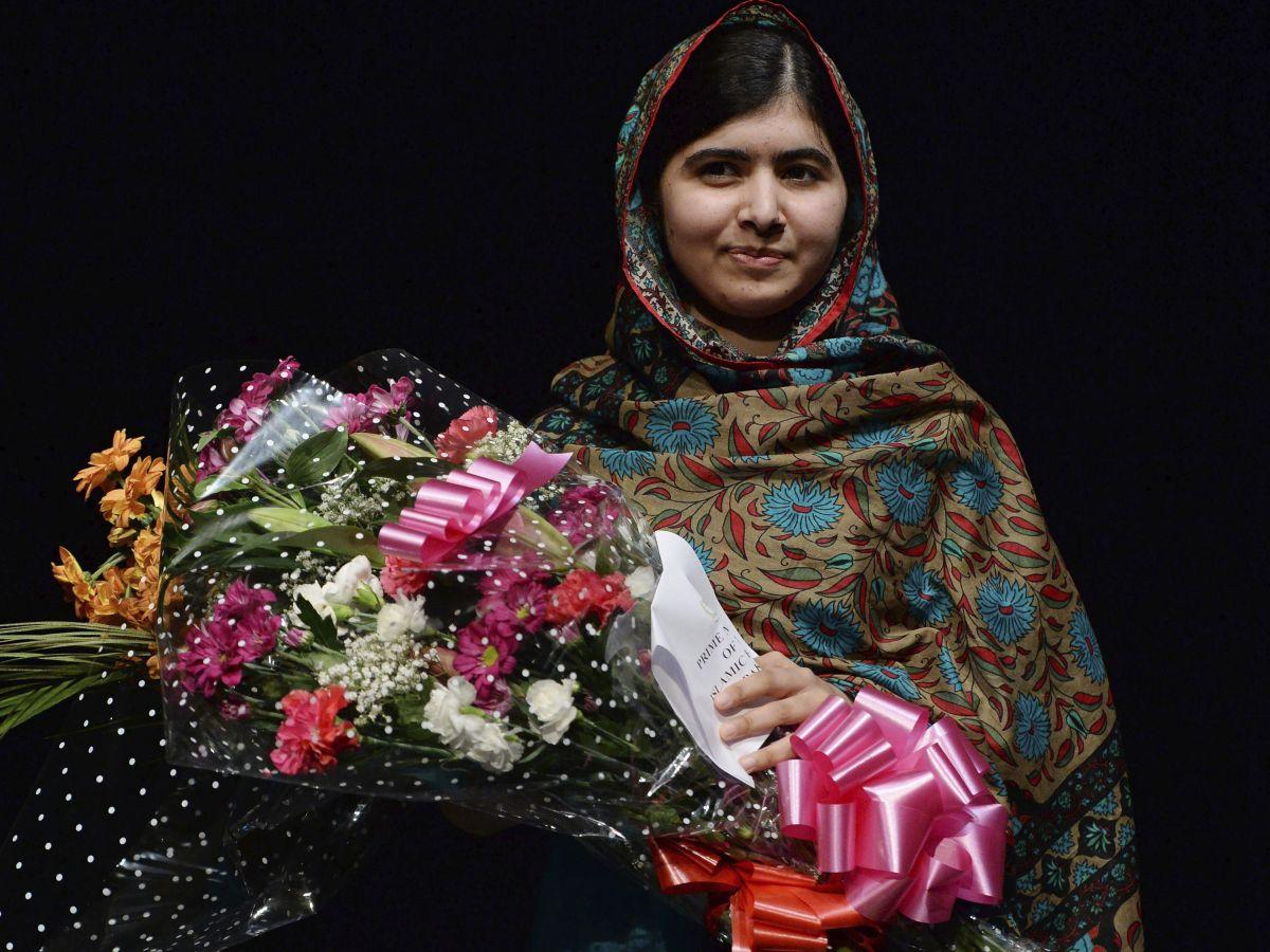 Malala impulsa su lucha contra la pobreza infantil