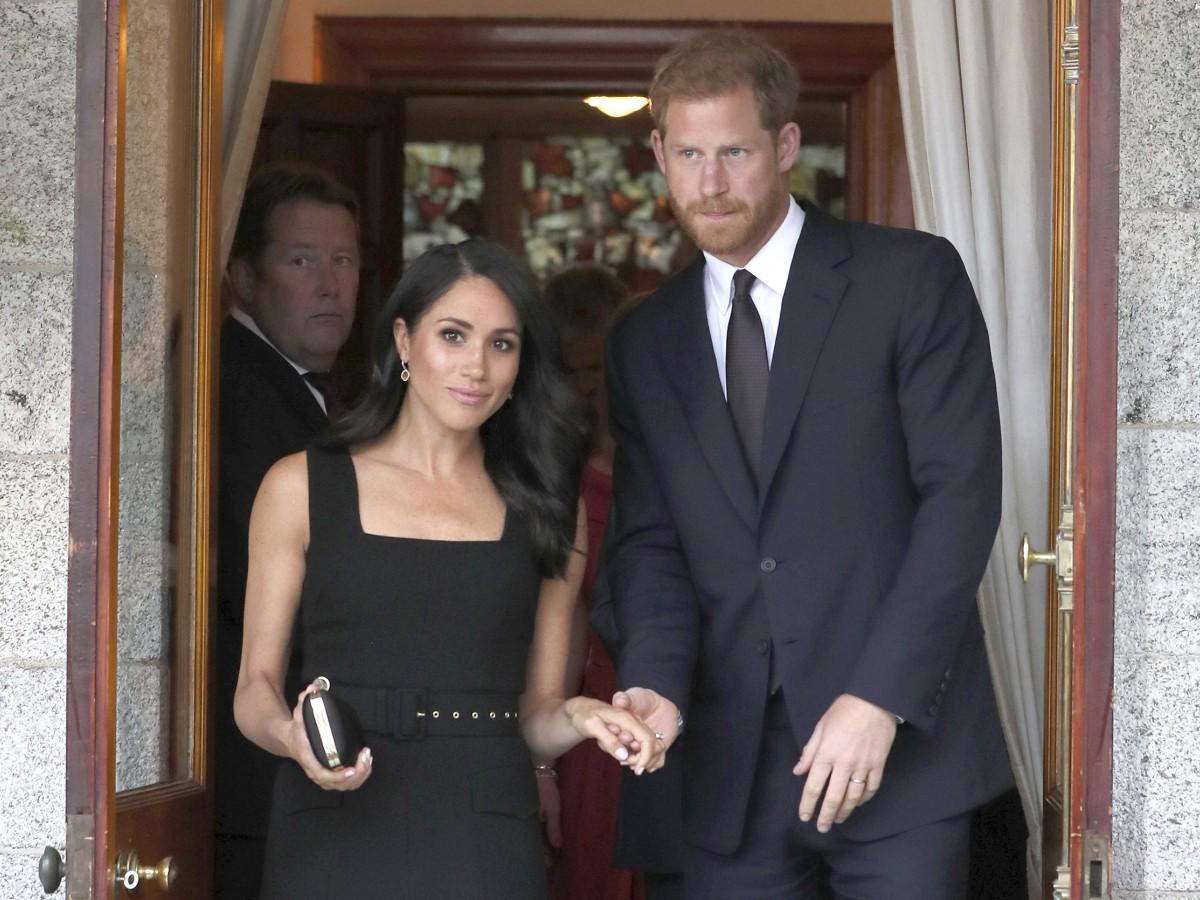 Meghan Markle y el príncipe Harry anuncian su nueva organización sin fines de lucro
