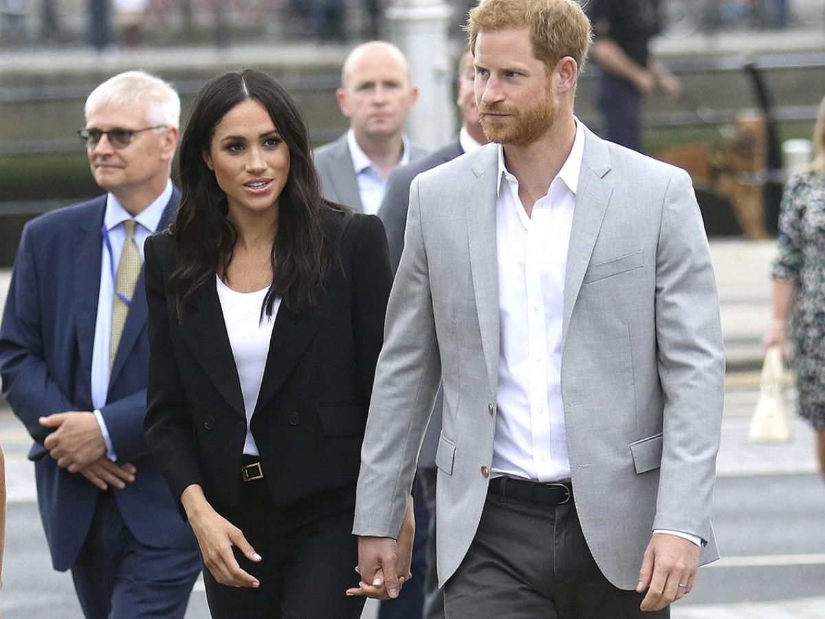 Canadá pondrá fin a la seguridad que provee a Harry y Meghan