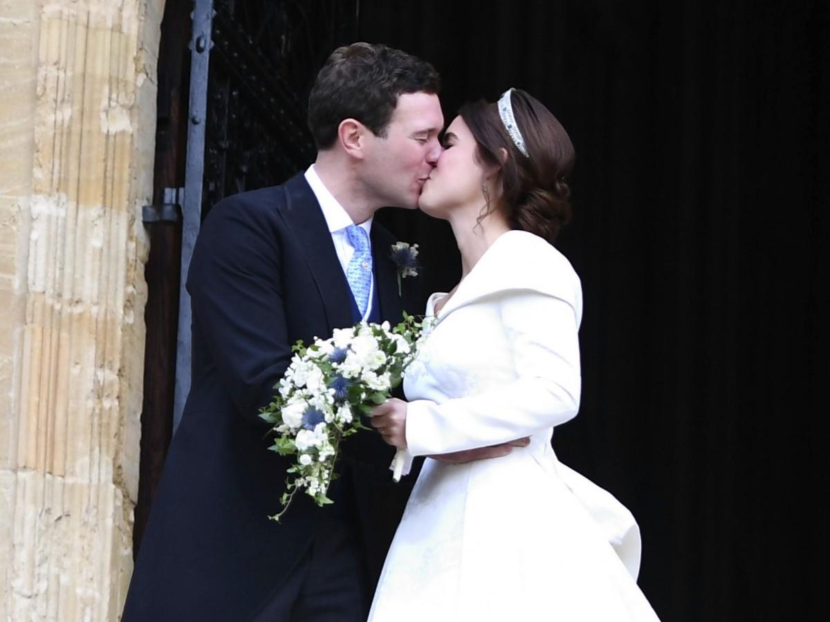 Por qué el hijo de Eugenie de York y Jack Brooksbank no será príncipe
