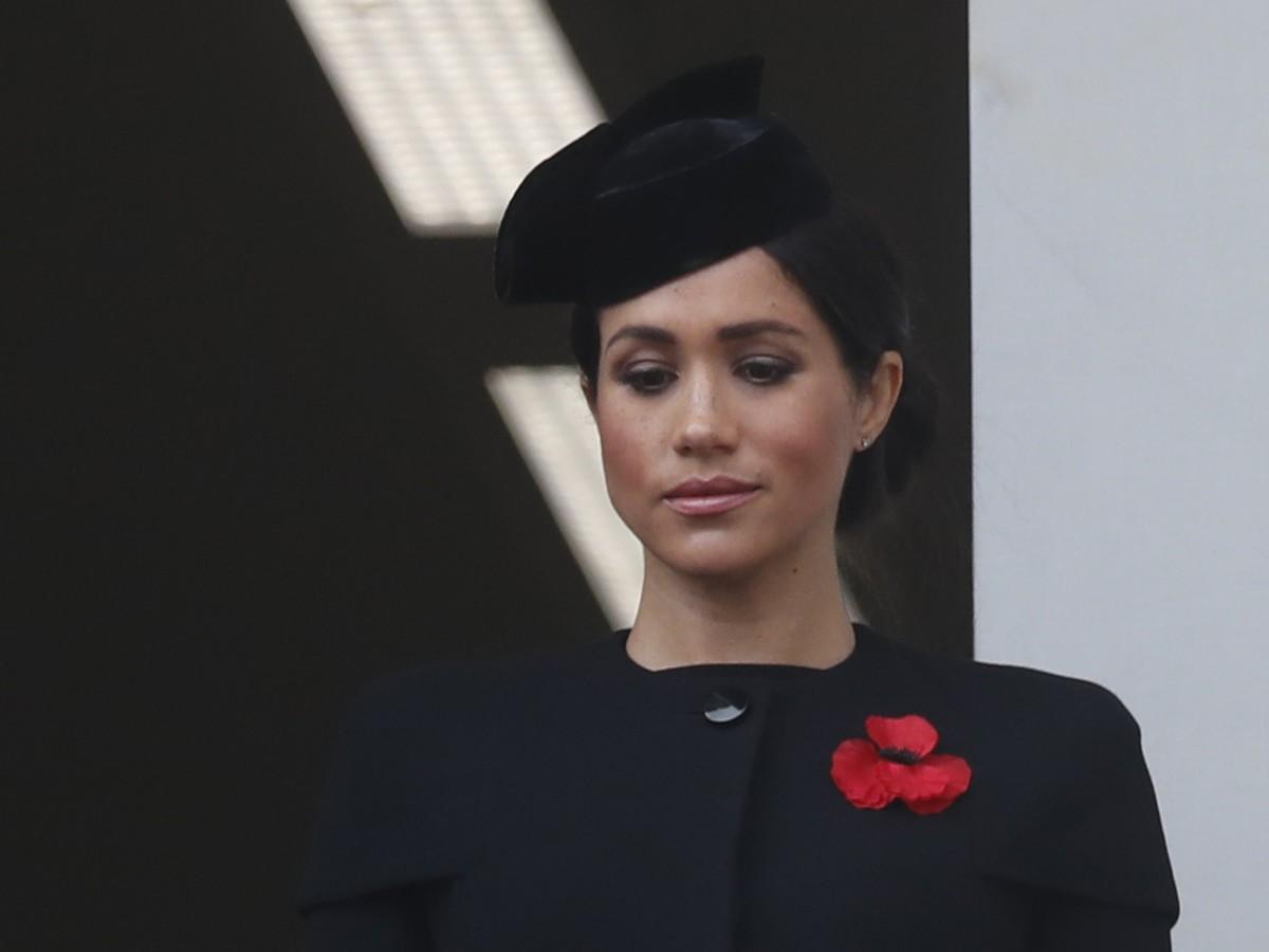 La indirecta de Meghan Markle para la corona británica
