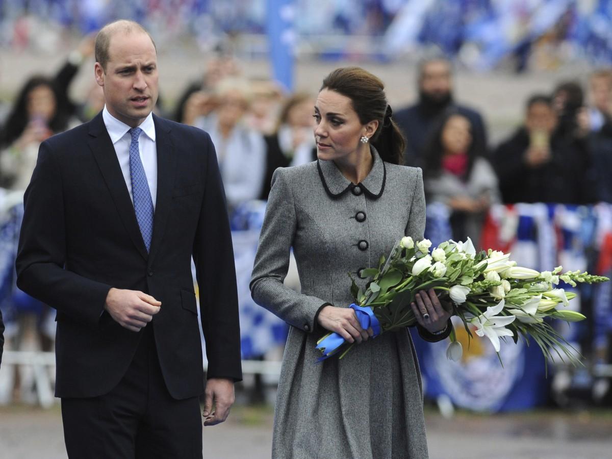 William y Kate tienen planes de dejar el palacio de Kensington