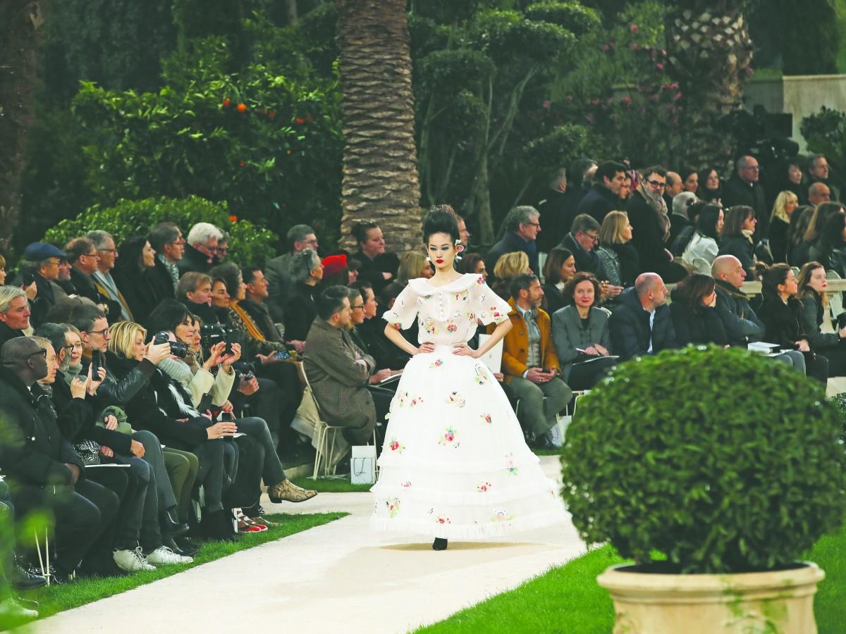 Chanel suspende su desfile Crucero previsto para mayo en Capri