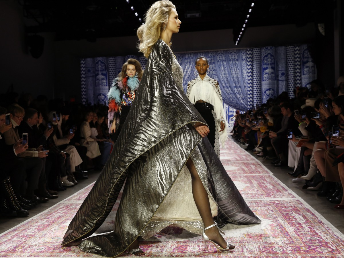 Se reinventa  el New York Fashion Week