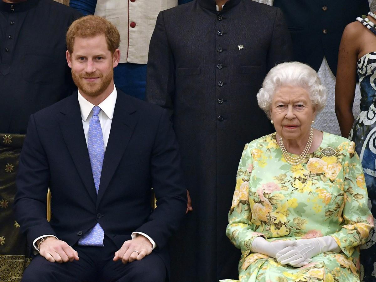 Un libro revela el último encuentro entre Elizabeth II y Harry