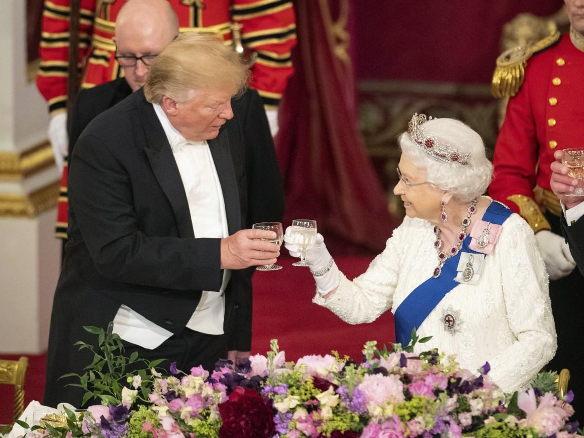 """Donald Trump lamenta el """"Megxit"""""""
