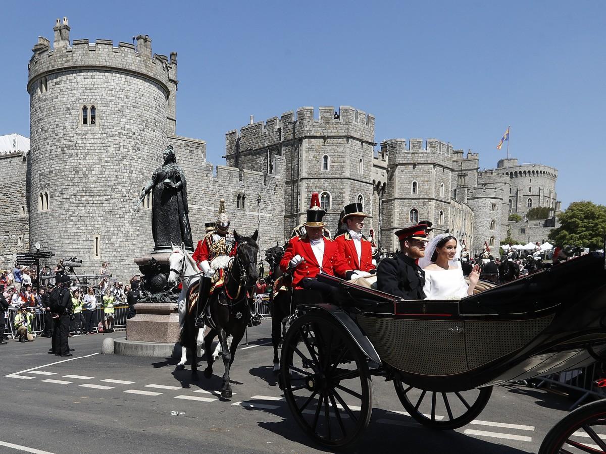 Millonaria renovación del hogar de los duques de Sussex