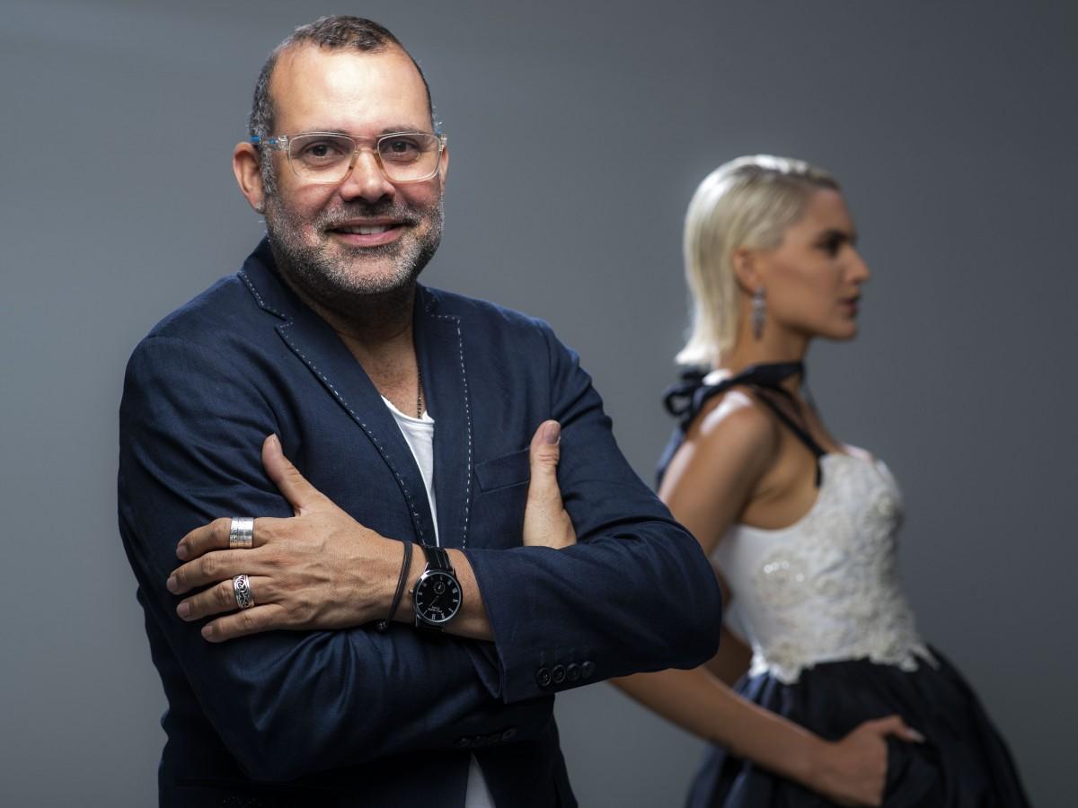 David Antonio celebra 35 años de carrera en la moda