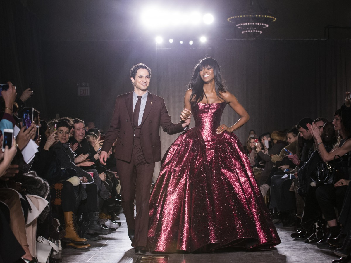Zac Posen anuncia el cierre de su casa de moda