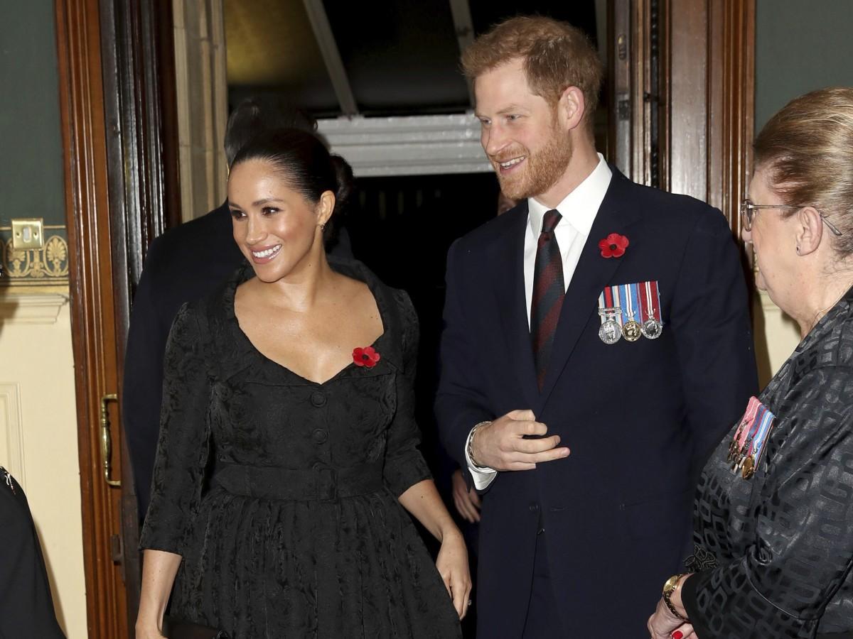 Meghan y Harry pasarán la Navidad lejos de la familia real