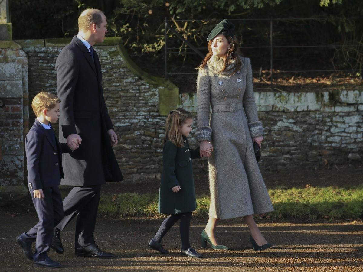 Los príncipes George y Charlotte comenzará a tomar clases en casa