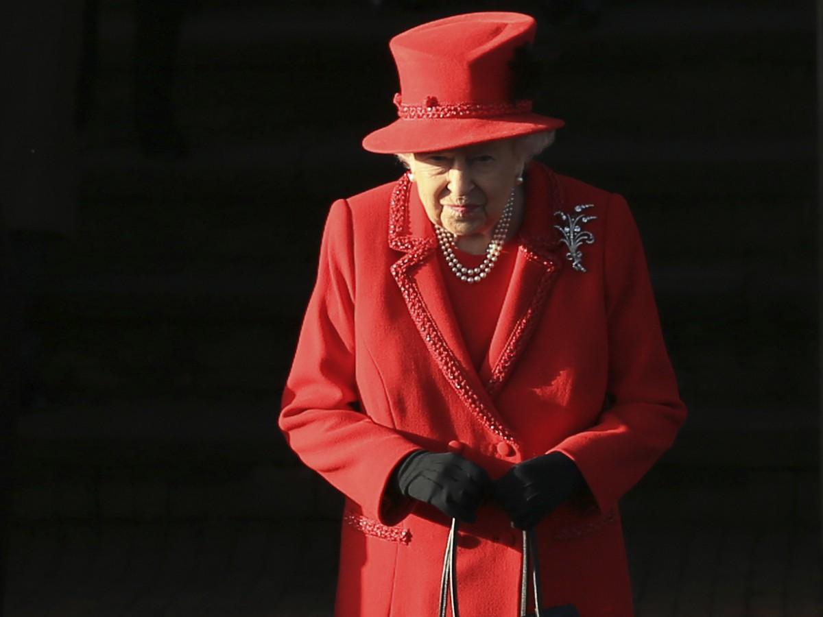 La reina Elizabeth II pasa la Navidad en la finca rural
