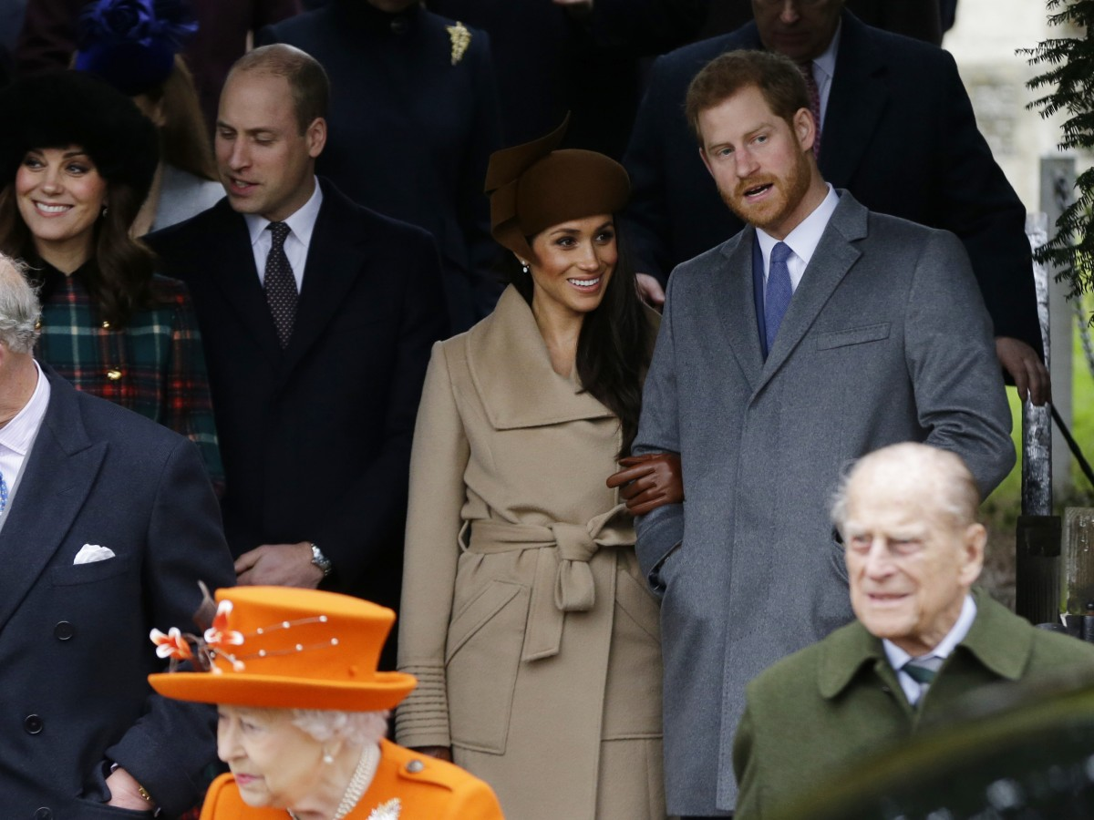 """Harry y Meghan agradecen a príncipe Philip su """"servicio"""" en escueto mensaje"""