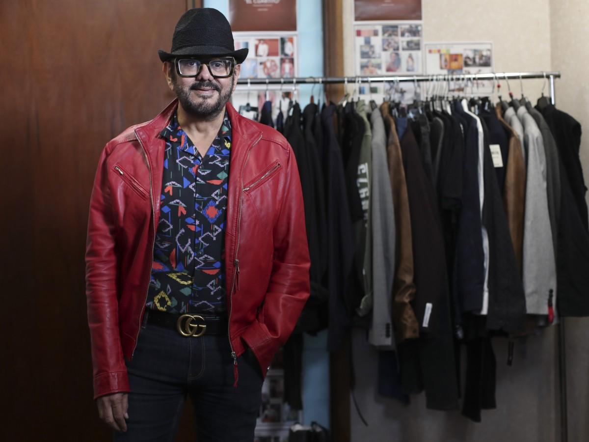 Eddie Guerrero lleva su moda de la pasarela al cine