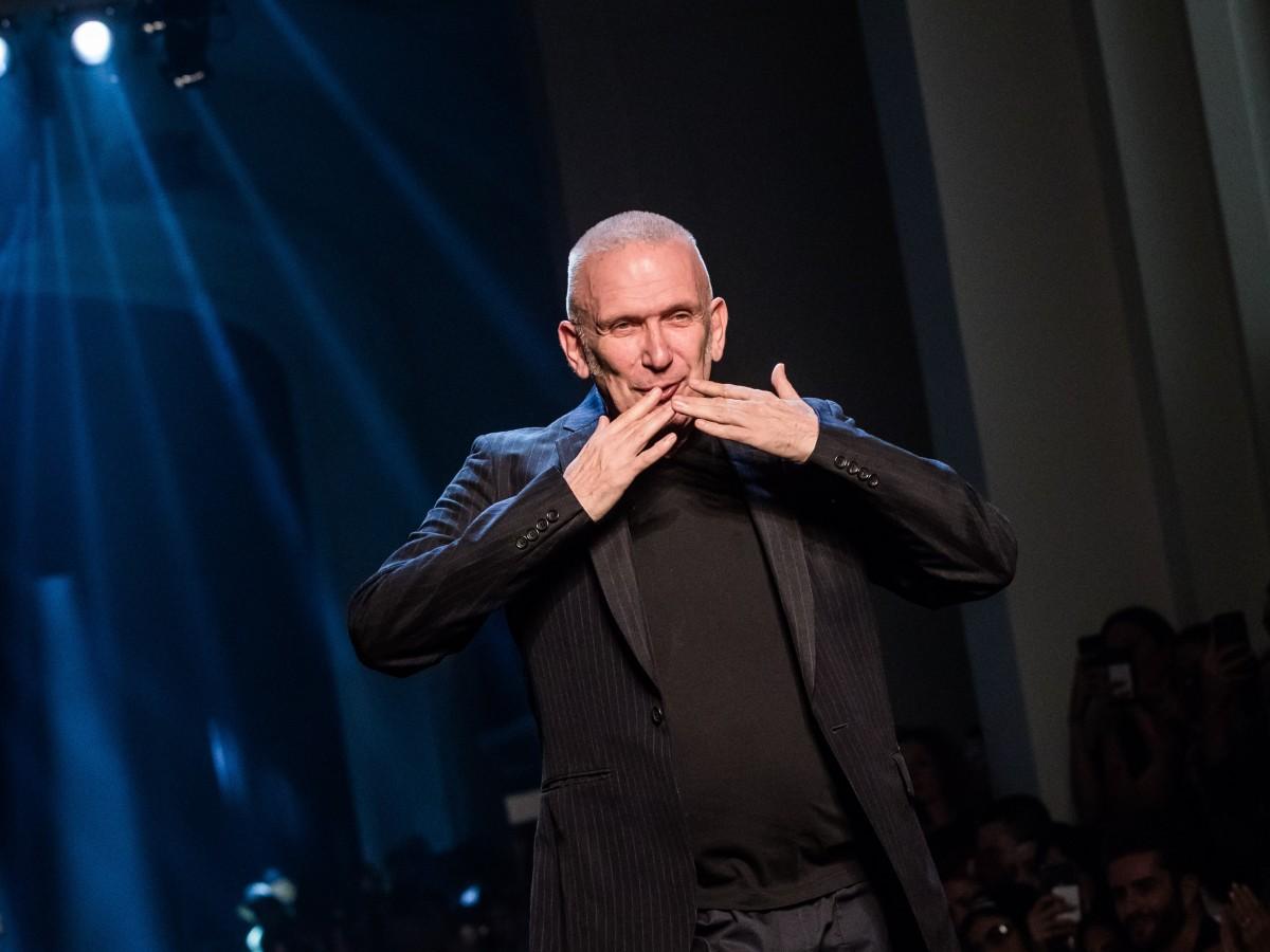 Jean-Paul Gaultier anuncia su despedida de las pasarelas
