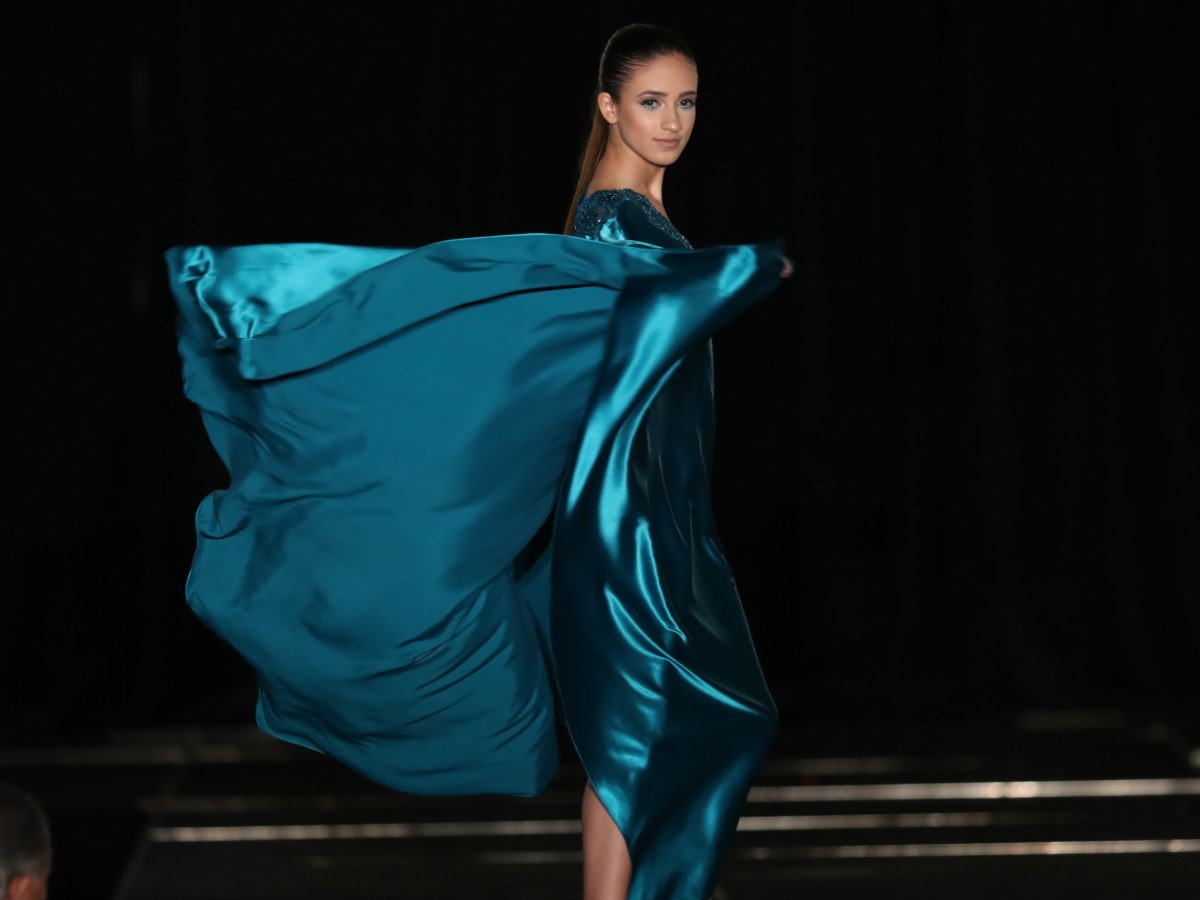 Destellos de la Moda celebra medio siglo de existencia con un desfile