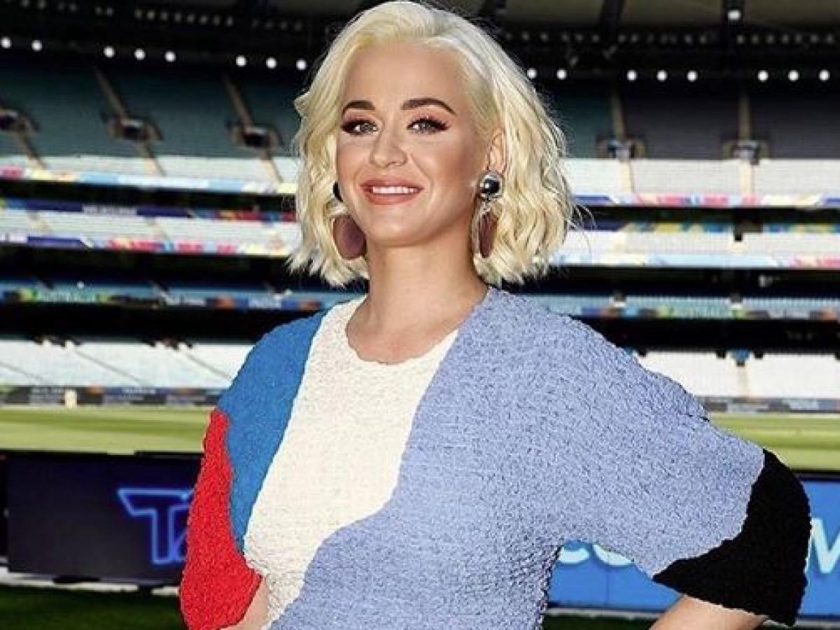 Katy Perry muestra cómo hubiese sido su ajuar para la Met Gala