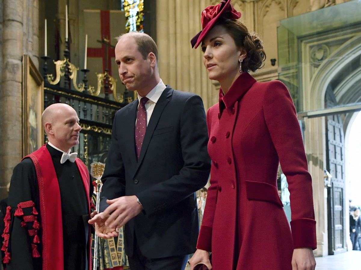Las conmovedoras palabras del príncipe William sobre la relación con su padre
