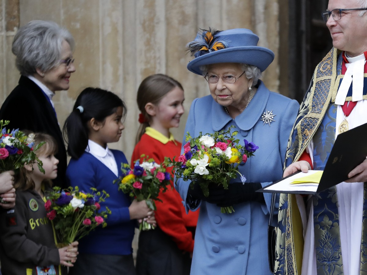 La realeza en tiempos de coronavirus