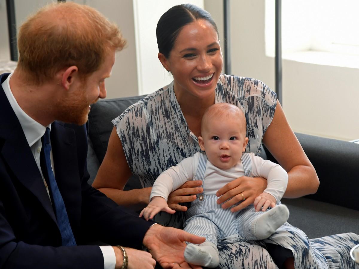 El príncipe Harry y Meghan Markle se mudan a Los Ángeles