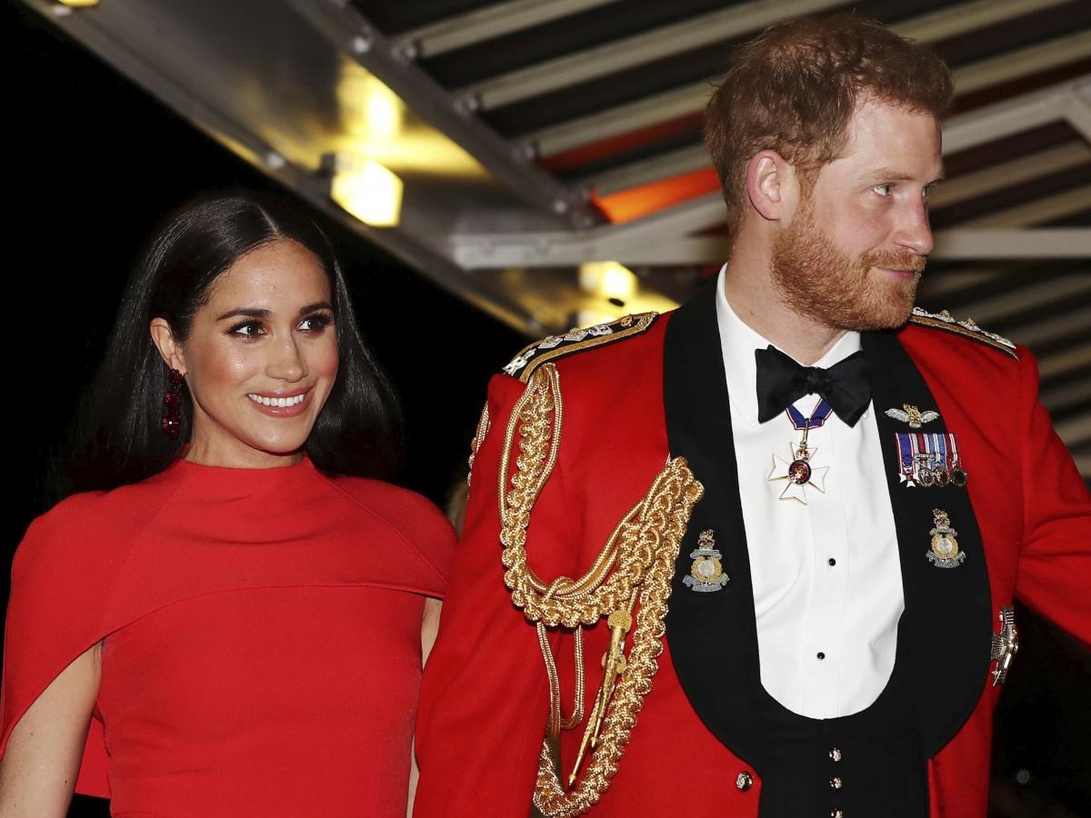 Harry y Meghan: a solo horas de dejar de ser parte de la realeza