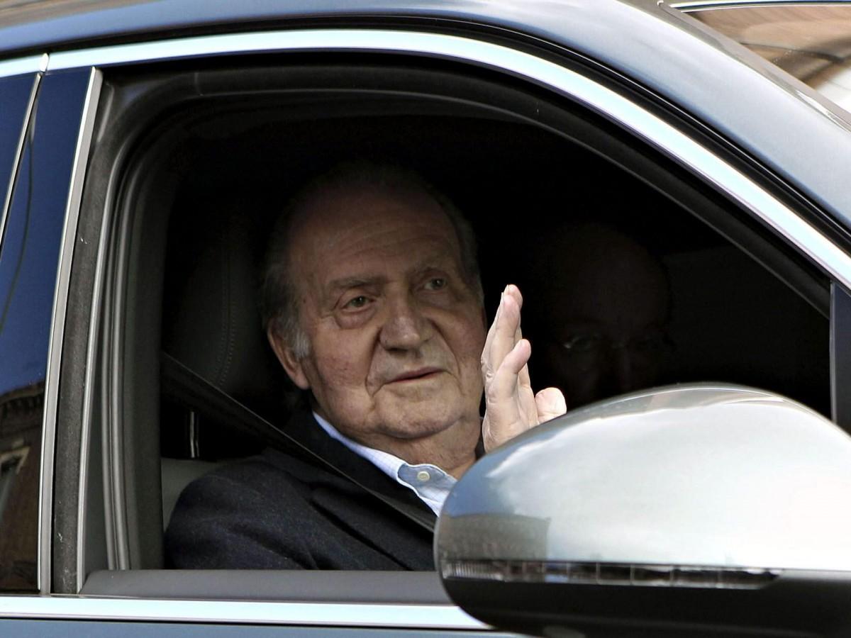 Corte española investiga actividad financiera de Juan Carlos