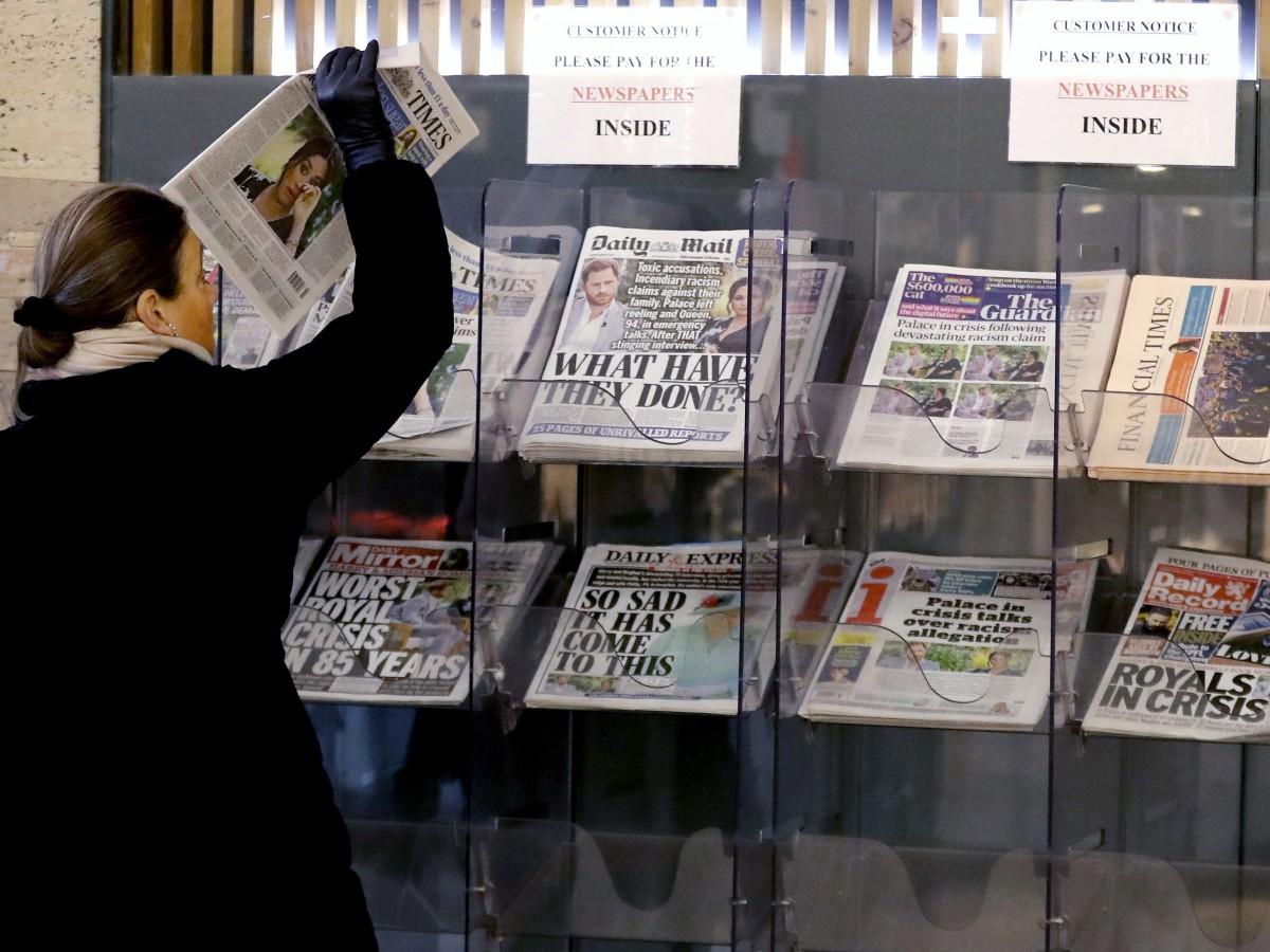 Prensa británica exige saber quién habló sobre el color de piel de Archie