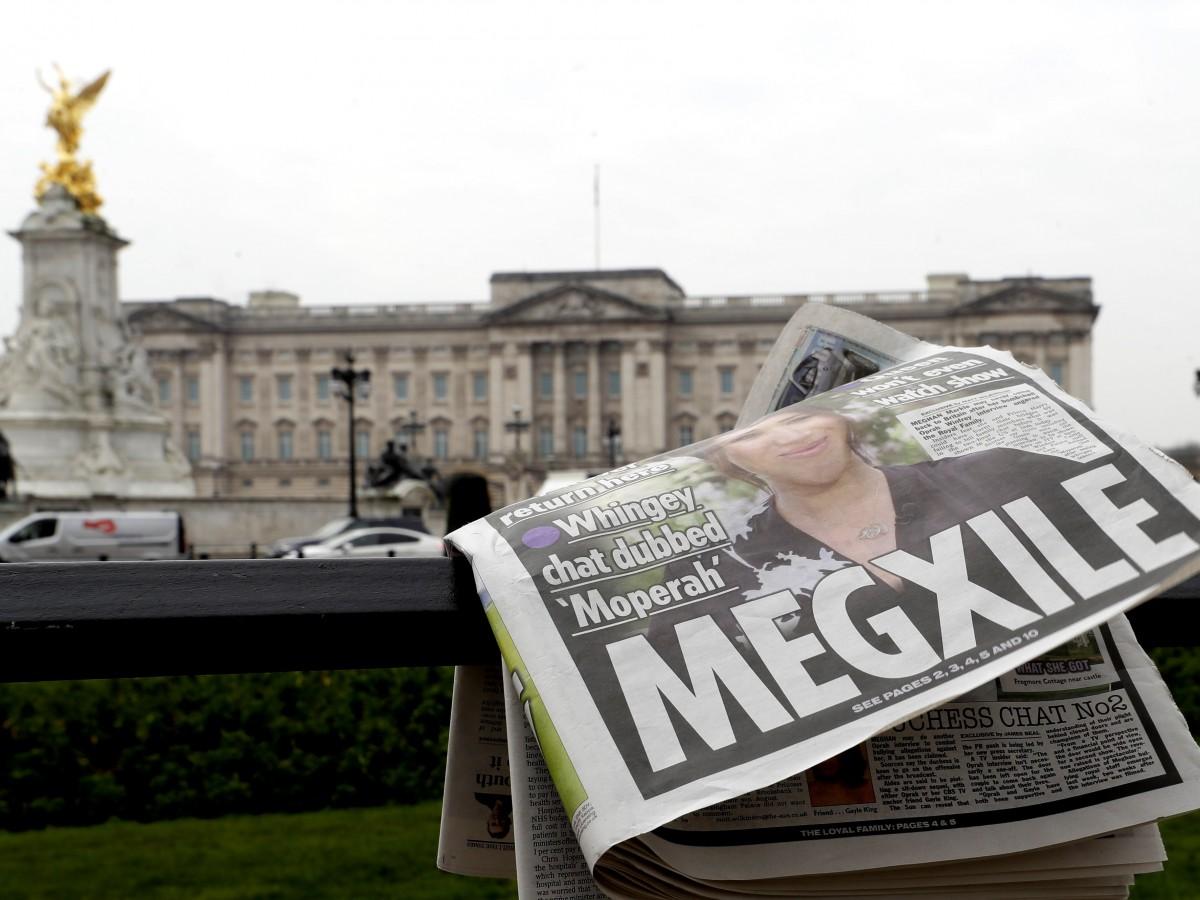 El Palacio de Buckingham ofrece sus primeras declaraciones sobre las acusaciones de racismo