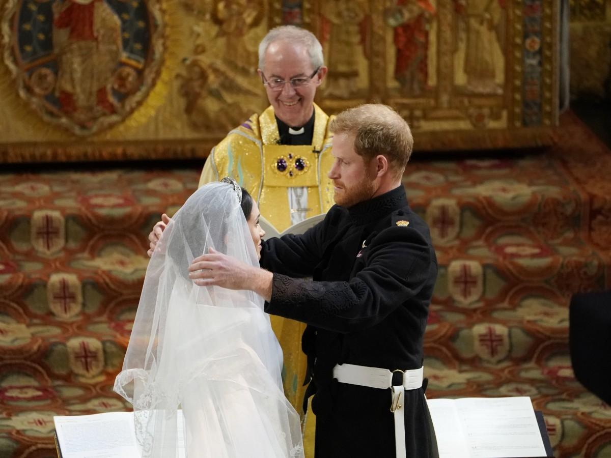 Arzobispo de Canterbury desmiente a Harry y a Meghan