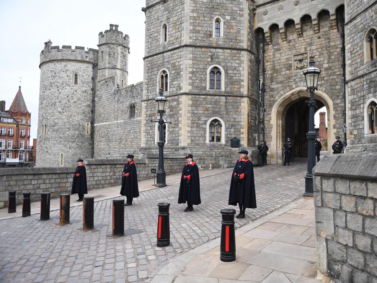 El funeral del príncipe Philip será en el Castillo de Windsor el 17 de abril