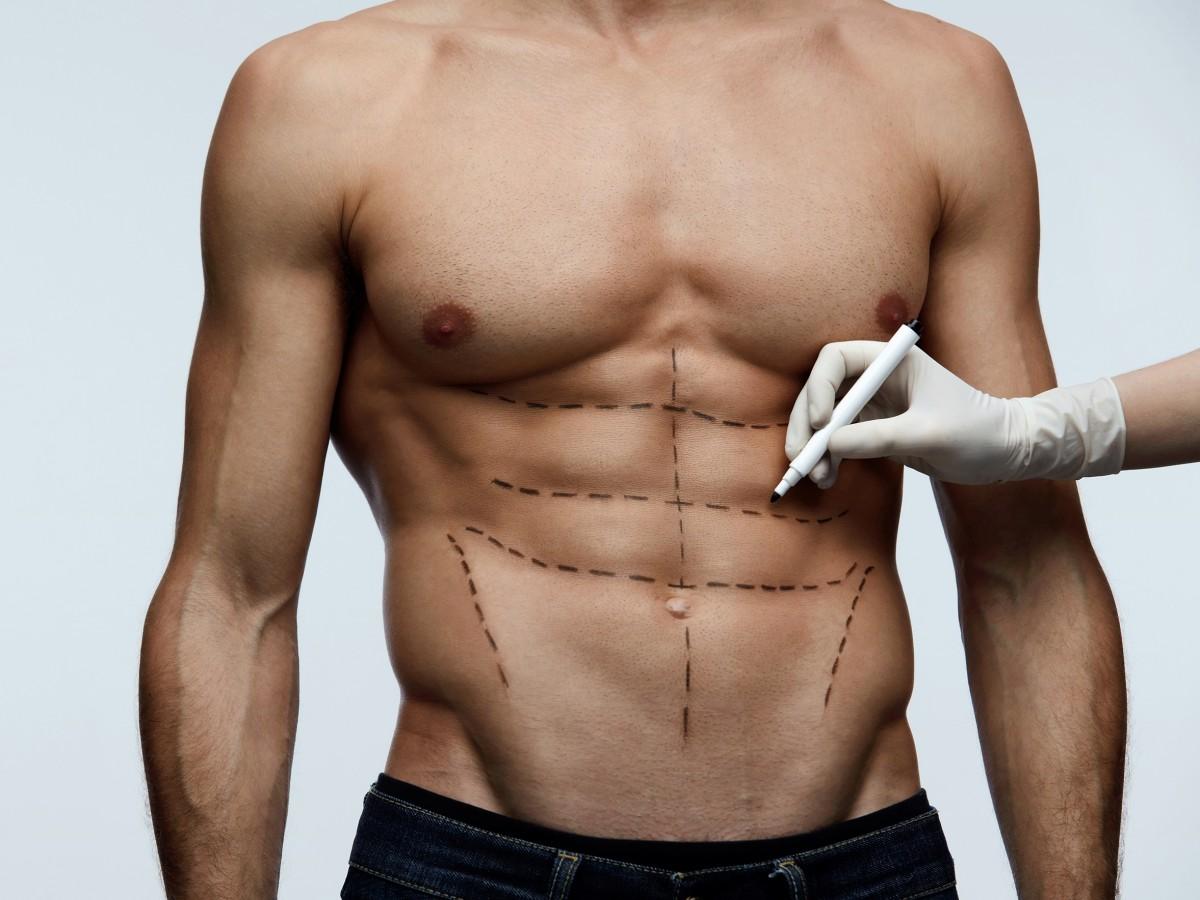 Los cinco tratamientos que buscan los hombres en la medicina cosmética