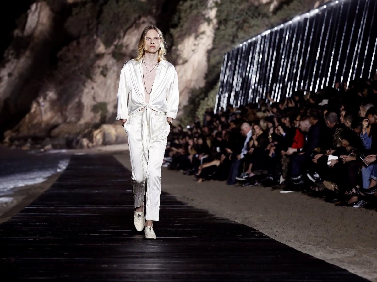 Saint Laurent tendrá su propia agenda en la industria de la moda