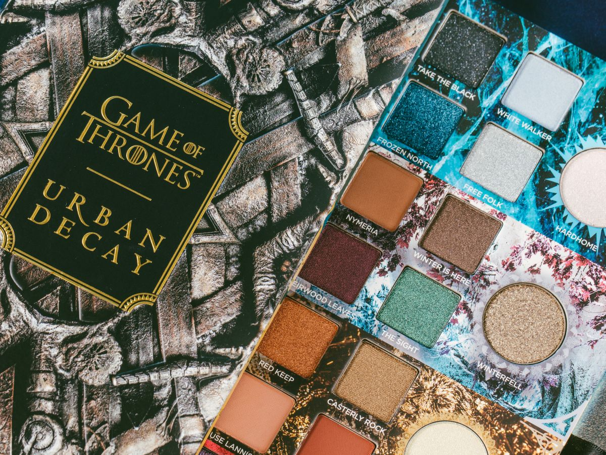 Urban Decay lanza una colección de maquillaje inspirada en Game of Thrones